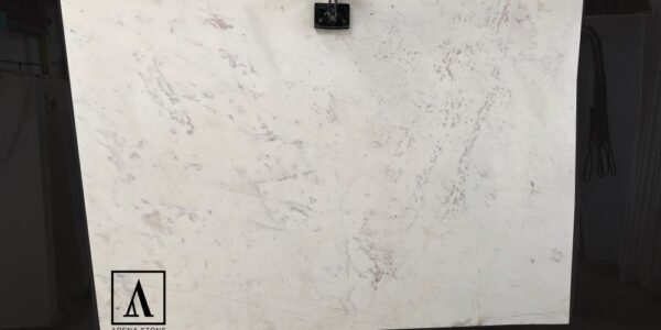 Afyon White Polished 2cm Lot 1786B 106x73